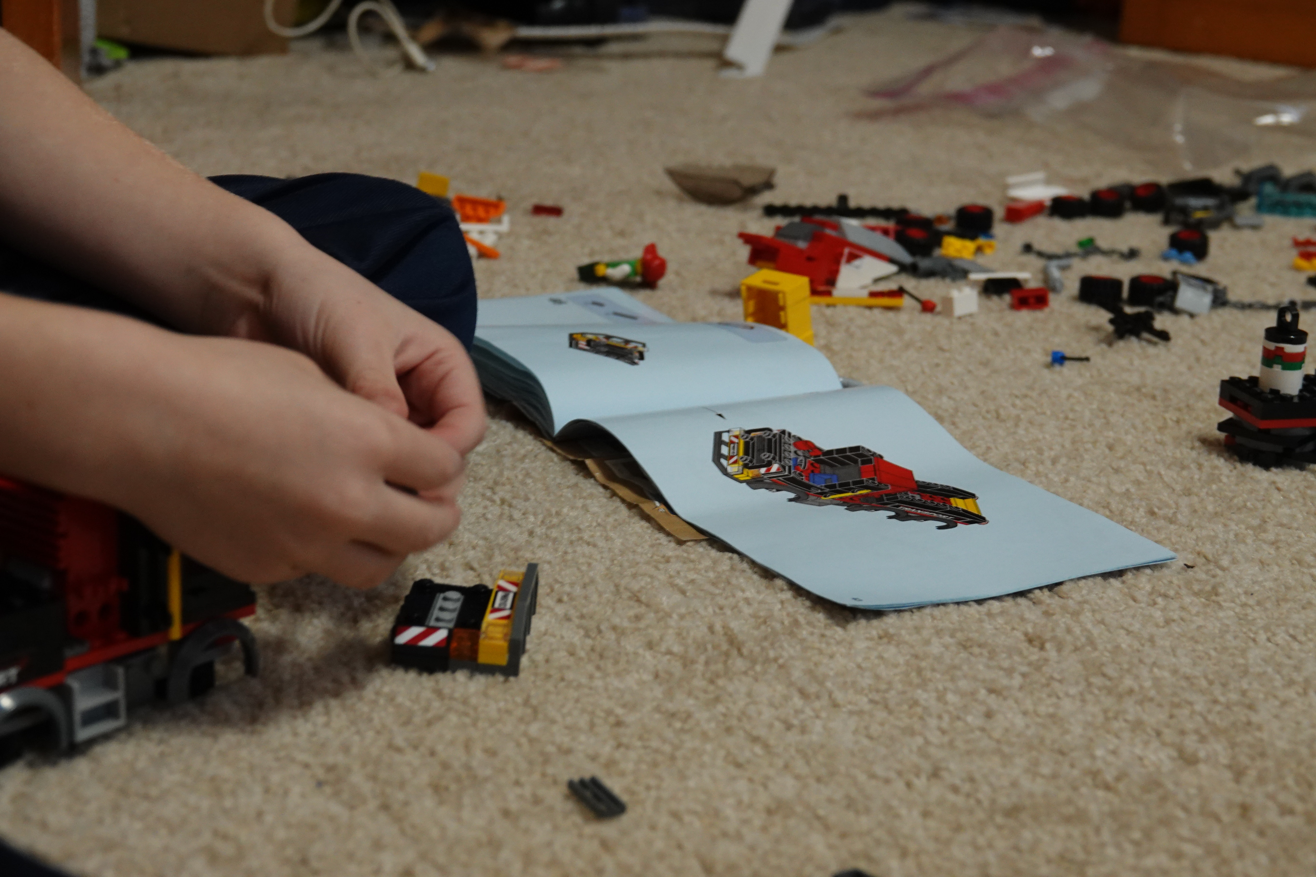 GreenSpan Profiles Common IMP Pitfalls and How To Avoid Them LEGO Instruction Manual